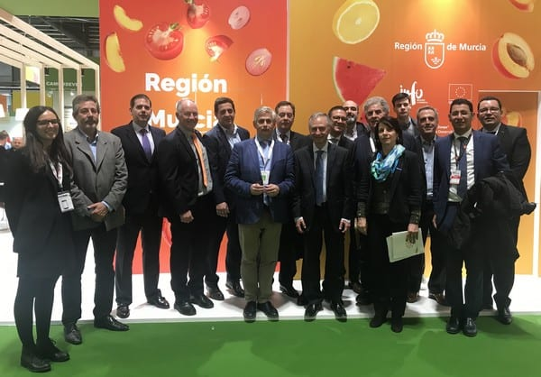 World Citrus Organisation presented at Fruit Attraction 2019